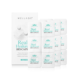 WELLAGE Real Hyaluronic Bio Capsule 18ea