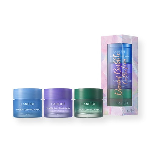 [TIME DEAL] LANEIGE Mini Sleeping Mask Trio Set Holiday Limited Edition