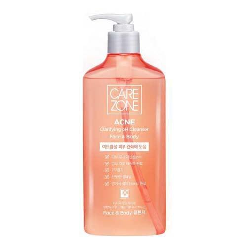CAREZONE Acne Clarifying pH Cleanser 380ml