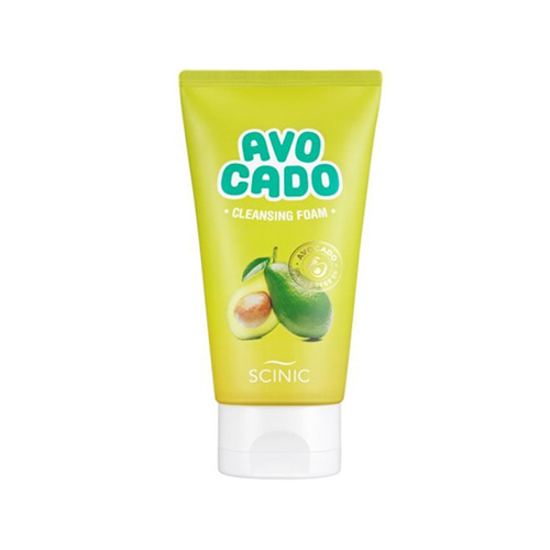 SCINIC Avocado Cleansing Foam 150ml