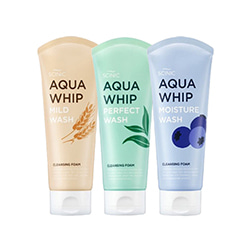 SCINIC Aqua Whip Cleansing Foam 120ml