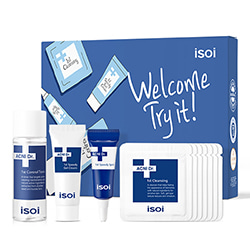 [TIME DEAL] isoi Acni Dr. Trial Kit