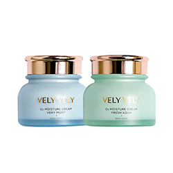 VELY VELY O2 Moisture Cream 50ml