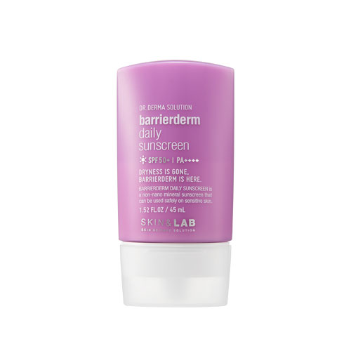 SKIN&LAB Barrierderm Daily Sunscreen SPF50+ PA++++ 45ml