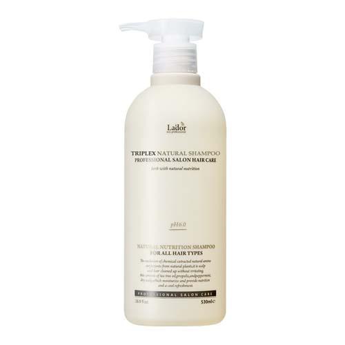 Lador Triplex 3 Natural Shampoo 530ml