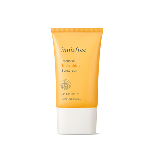innisfree Intensive Triple-shield Sunscreen SPF50+ PA++++ 50ml