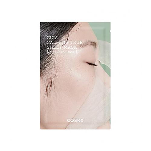 COSRX Pure Fit Cica Calming True Sheet Mask 3ea