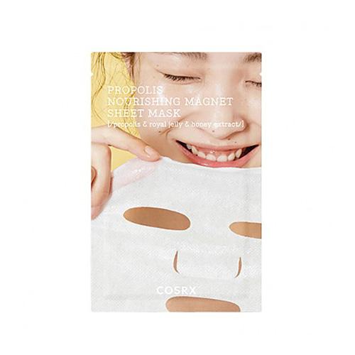 COSRX Full Fit Propolis Nourishing Magnet Sheet Mask 3ea