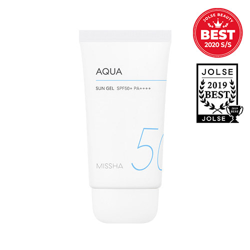 [MD] MISSHA All-around Safe Block Aqua Sun Gel SPF50+ PA++++ 50ml