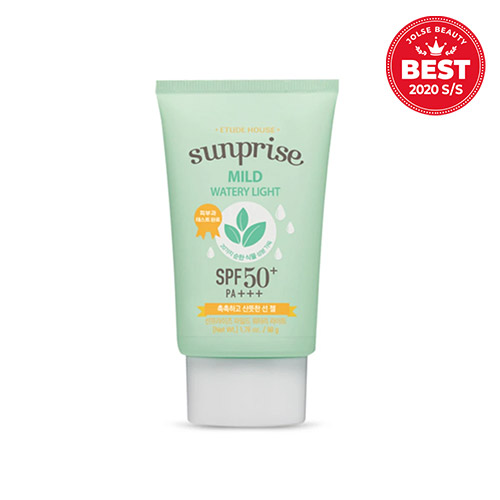 ETUDE HOUSE Sunprise Mild Watery Light 50g