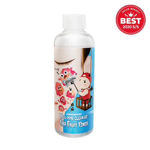 Elizavecca Hell-Pore Clean up AHA Fruit Toner 200ml