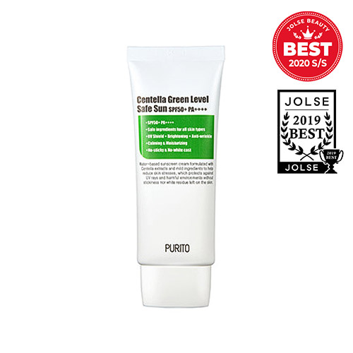 PURITO Centella Green Level Safe Sun SPF50+ PA++++ 60ml