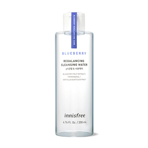innisfree Blueberry Rebalancing Cleansing Water 200ml
