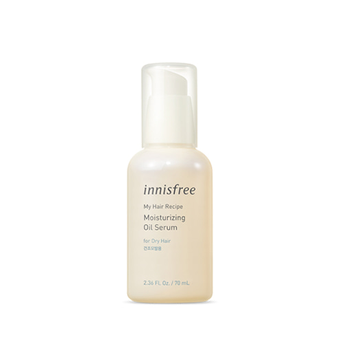 innisfree My Hair Recipe Moisturizing Oil Serum 70ml