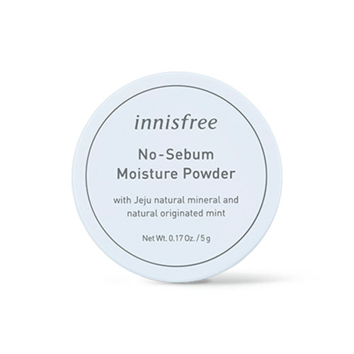 innisfree No-Sebum Moisture Powder 5g
