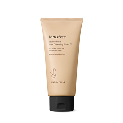innisfree Volcanic Pore Cleansing Foam 300ml