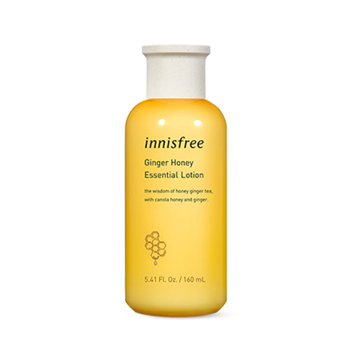 innisfree Ginger Honey Essential Lotion 160ml