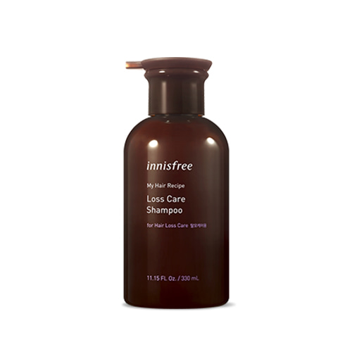 innisfree My Hair Recipe Loss Care Shampoo 330ml