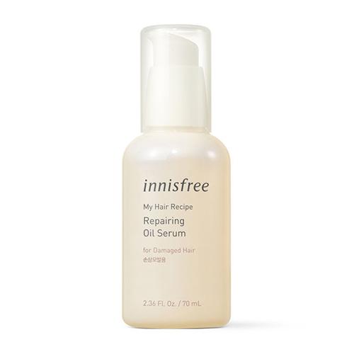 innisfree My Hair Recipe Reparing Oil Serum 70ml