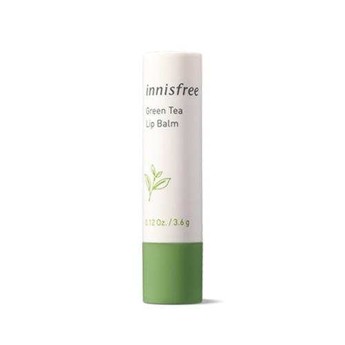 innisfree Green Tea Lip Balm 3.6g