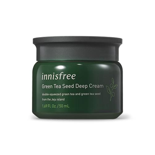 innisfree Green Tea Seed Deep Cream 50ml