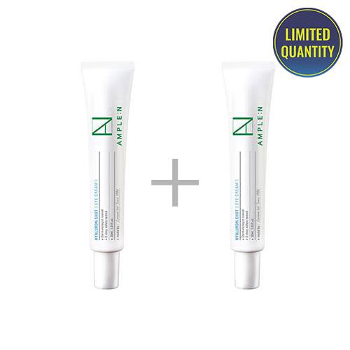 [1+1] AMPLE:N Hyaluron Shot Cream 30ml