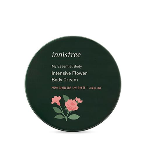 innisfree My Essential Body Intensive Flower Body Cream 150ml