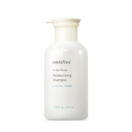 innisfree My Hair Recipe Moisturizing Shampoo 330ml