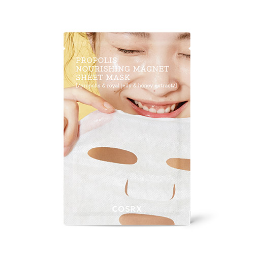 COSRX Full Fit Propolis Nourishing Magnet Sheet Mask 3ea