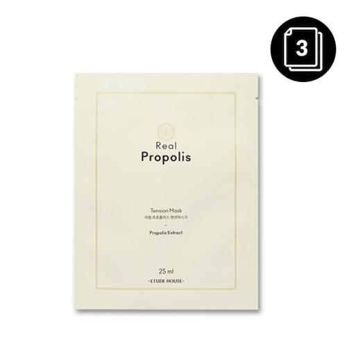 ETUDE HOUSE Real Propolis Tension Mask 3ea