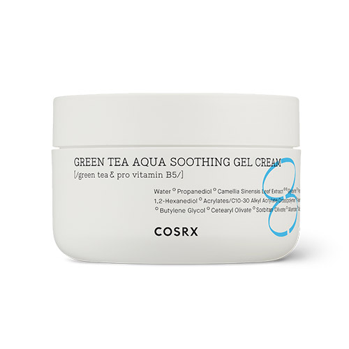 [TIME DEAL] COSRX Hydrium Green Tea Aqua Soothing Gel Cream 50ml