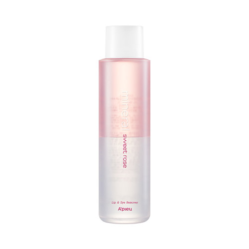 A'PIEU Mineral Lip & Eye Remover Sweet Rose 250ml
