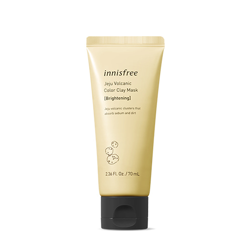 innisfree Jeju Volcanic Color Clay Brightening Mask 70ml