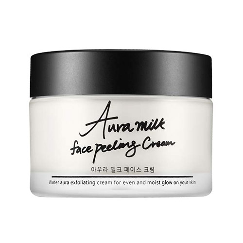 TIAM Aura Milk Face Peeling Cream 50ml