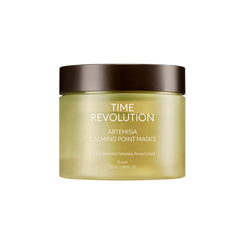 MISSHA Time Revolution Artemisia Calming Point Mask 50ea
