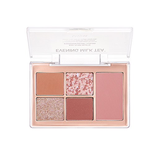 MISSHA Easy Filter Shadow Palette 8.5g #5 Evening Milktea