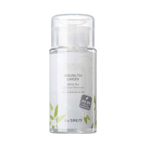 The Saem Healing Tea Garden WhiteTea Lip & Eyes Remover 150ml
