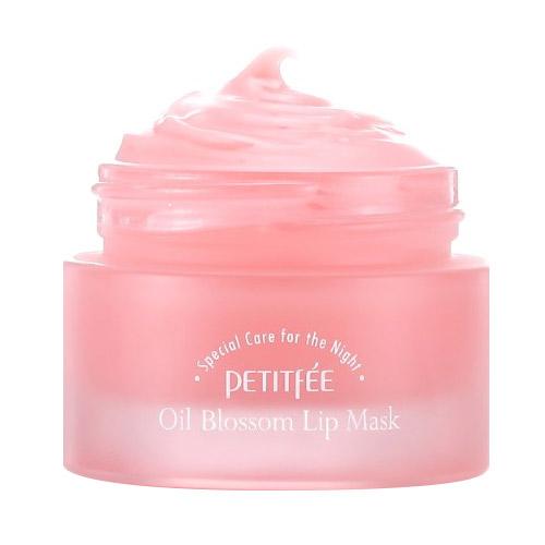 Petitfee Oil Blossom Lip Mask Camelia Seed Oil 15g