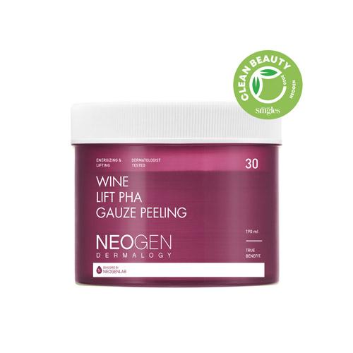 NEOGEN DERMALOGY Wine Lift Pha Guaze Peeling 30ea