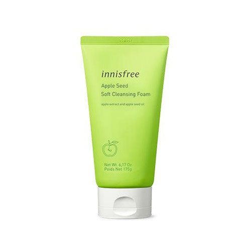 innisfree Apple Seed Soft Cleansing Foam 150g