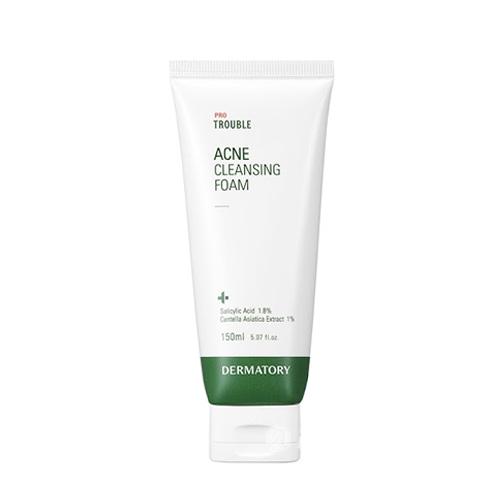 DERMATORY Pro Trouble Acne Cleansing Foam 150ml
