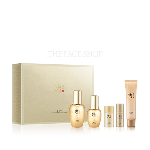 Sooryehan Ginseng Signature Ample Set