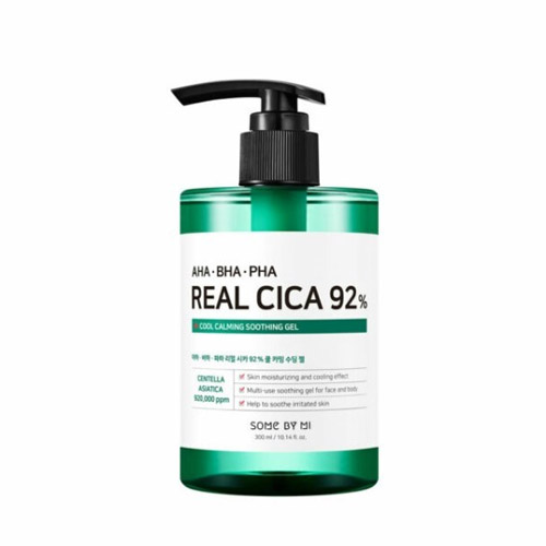 SOME BY MI AHA BHA PHA Real Cica 92% Cool Calming Soothing Gel 300ml