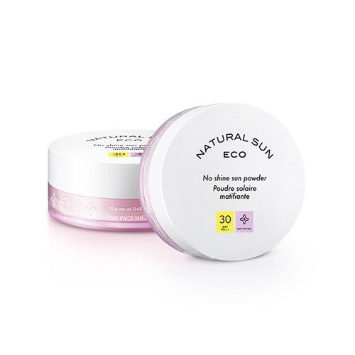 THE FACE SHOP Natural Sun Eco No Shine Sun Powder SPF30 PA++ 13g