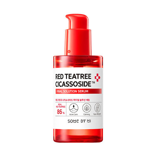 SOME BY MI Red Teatree Cicassoside Derma Solution Serum 50ml
