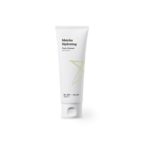 B_LAB X JOLSE Edition Matcha Hydrating Foam Cleanser 120ml