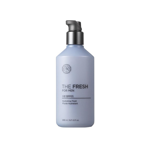 THE FACE SHOP The Fresh For Men Hydrating Facial Fluid 200ml