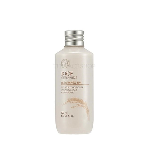 THE FACE SHOP Rice & Ceramide Moisturizing Toner 150ml