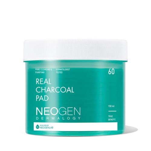 NEOGEN DERMALOGY Real Charcoal Pad 60ea