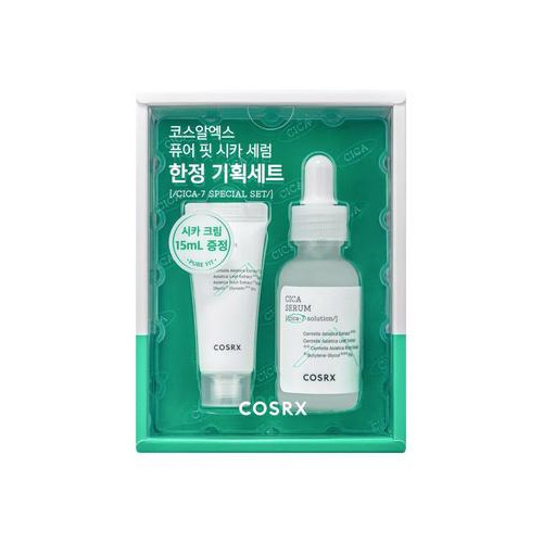 COSRX Pure Fit Cica Serum Kit